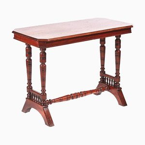 Victorian Antique Walnut Centre Table