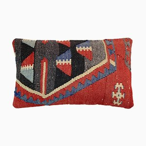 Kilim Lumbar Cushion Cover