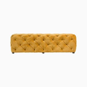 The Yellow Battersea Ottoman