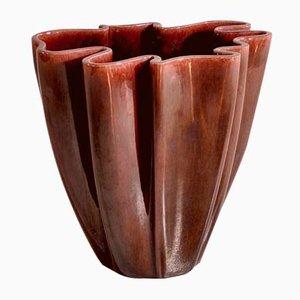 Ceramic Model Handkerchief Vase, 1960s
