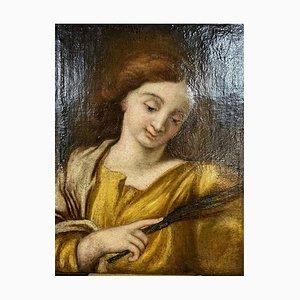 Ritratto femminile, 1720-1750, olio su tela