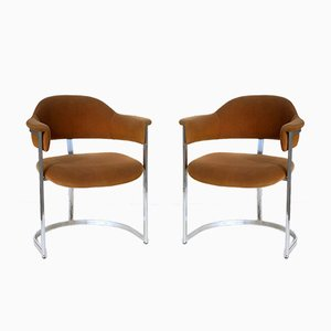Dining Chairs by Vittorio Introini for Sabot, 1970s, Set of 2