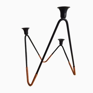 Candleholder from Laurids Lönborg, 1950s