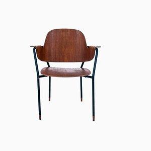 Danish Armchair, 1960s