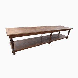 Antique Upholsterer's Table, 1900s