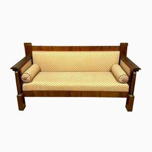 Empire Mahogany Sofa, 1810s