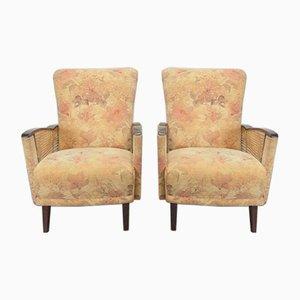 Vintage Fauteuil Lounge Chairs, 1960er Jahre, 2er-Set