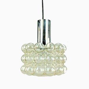 Bubble Deckenlampe von Helena Tynell von Glashütte Limburg, 1960er