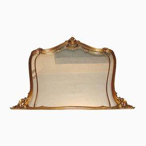 19th Century Mirror in the Style of Baroque Piedmontese