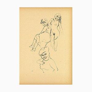 George Grosz, Jugend, 1923