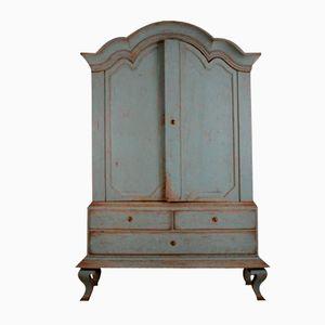 Antique Swedish Rococo Cabinet, circa 1780
