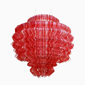Italian Modern Methacrylate Pendant Lamp by Jacopo Foggini