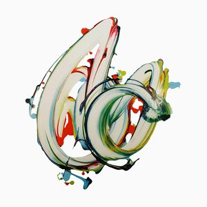 César Delgado, Souvenir 44, Bunte spanische Artwork