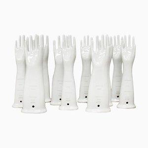 Französisches Keramik Modell für Handschuhe