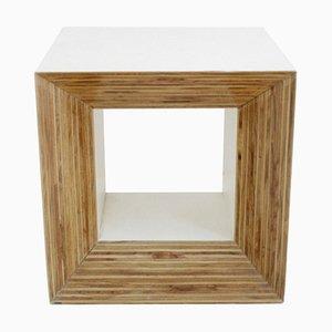 Moderne Spanische Geometrische Skulptur, Arche Blanco 10001