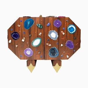 Italienisches achteckiges Amazzonia Sideboard von Superego Studio