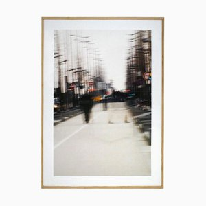 Mónica Sánchez-Robles, Urban Paris, Printing on Photographic Paper