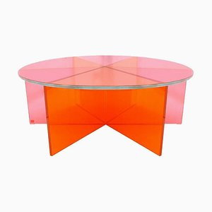 Model XXX Table by Johanna Grawunder for Glass Italia