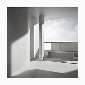Emilio Pemjean, Modernes Schwarz-Weiß-Bauen IIII, 2013, Fotografie