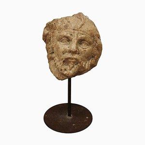 Félix Pascua, Cameron Mythological Head Sculpture