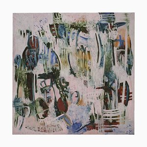 Roberto Ruiz Ortega, oeuvre d'expressionnisme coloré espagnol