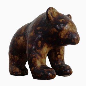 Mid-Century Ceramic Bear, 1960s