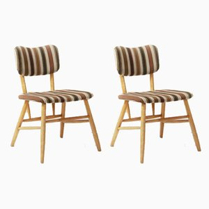 TV Lounge Chairs by Alf Svensson, 1950s, Set of 2