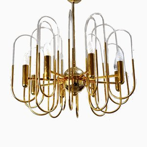 Italian Chandelier from Sciolari, 1960s