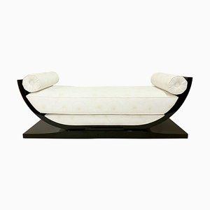 Sofá cama francés vintage Art Déco