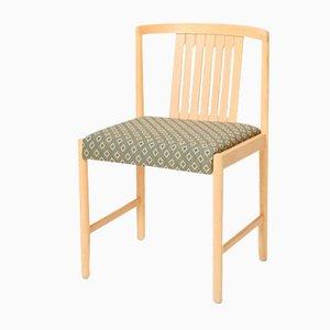 Scandinavian Oak Desk Chair by Sven Engström & Gunnar Myrstrand for Bodafors, 1960s