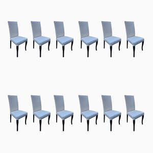 Dining Chairs, 1950s, Set of 14