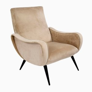 Poltrona Lady Armchair by Marco Zanuso for Cassina, Italy, 1960s