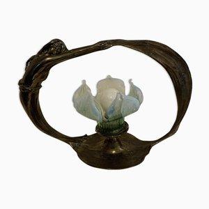Antique Art Deco Table Lamp