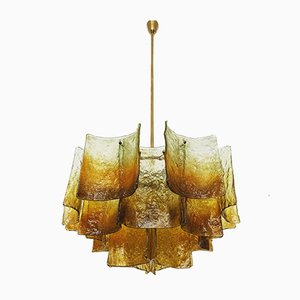 Brass Chandelier, 1960s