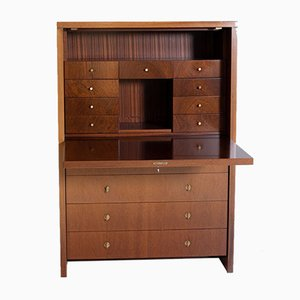 Vintage Secretaire with Flap from Balmain, 1980s