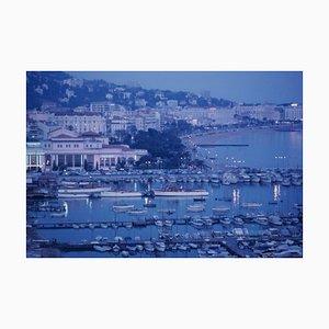 Slim Aarons, Cannes, Oversize C Print Framed in Black, 1963