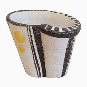 Asymmetric Vase from Ruscha, 1950s