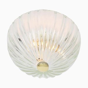 Ceiling Lamp by Carlo Scarpa for Venini, 1950s