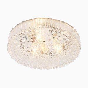 Glasblasen Deckenlampe von Motoko Ishii für Staff, 1970er