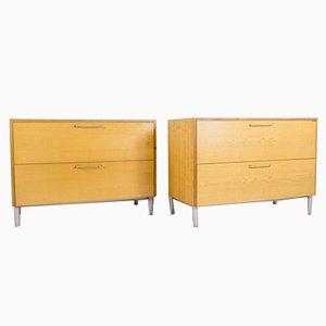 Vintage Sideboard Set, 1960er, 2er Set