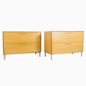 Vintage Sideboard Set, 1960s, Set of 2