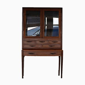Vintage Danish Display Cabinet