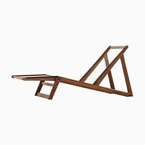 Lounge Chair by Helge Vestergaard Jensen for Cabinetmaker Peder Pedersen, Denmark