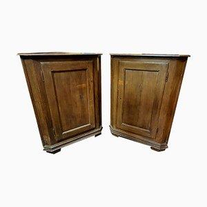 Antique Corner Cabinet, 1700s