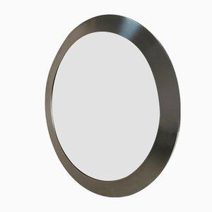 Großer Vintage Spiegel aus Eisen, 1960er