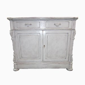 Antique Provencal Buffet Sideboard