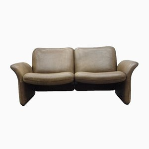 Leather DS-50 Sofa from de Sede, 1970s