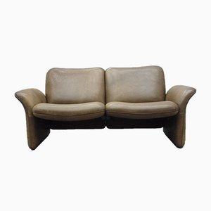 Leder DS-50 Sofa von de Sede, 1970er