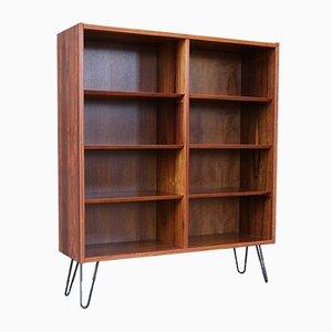 Mid-Century Danish Rosewood Shelf by Poul Hundevad for Hundevad & Co.