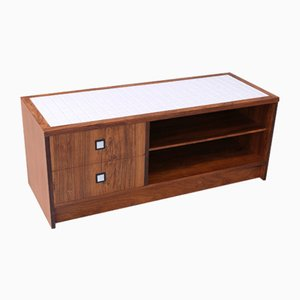 Mid-Century Rosewood Dresser or Shoe Cabinet, 1960s